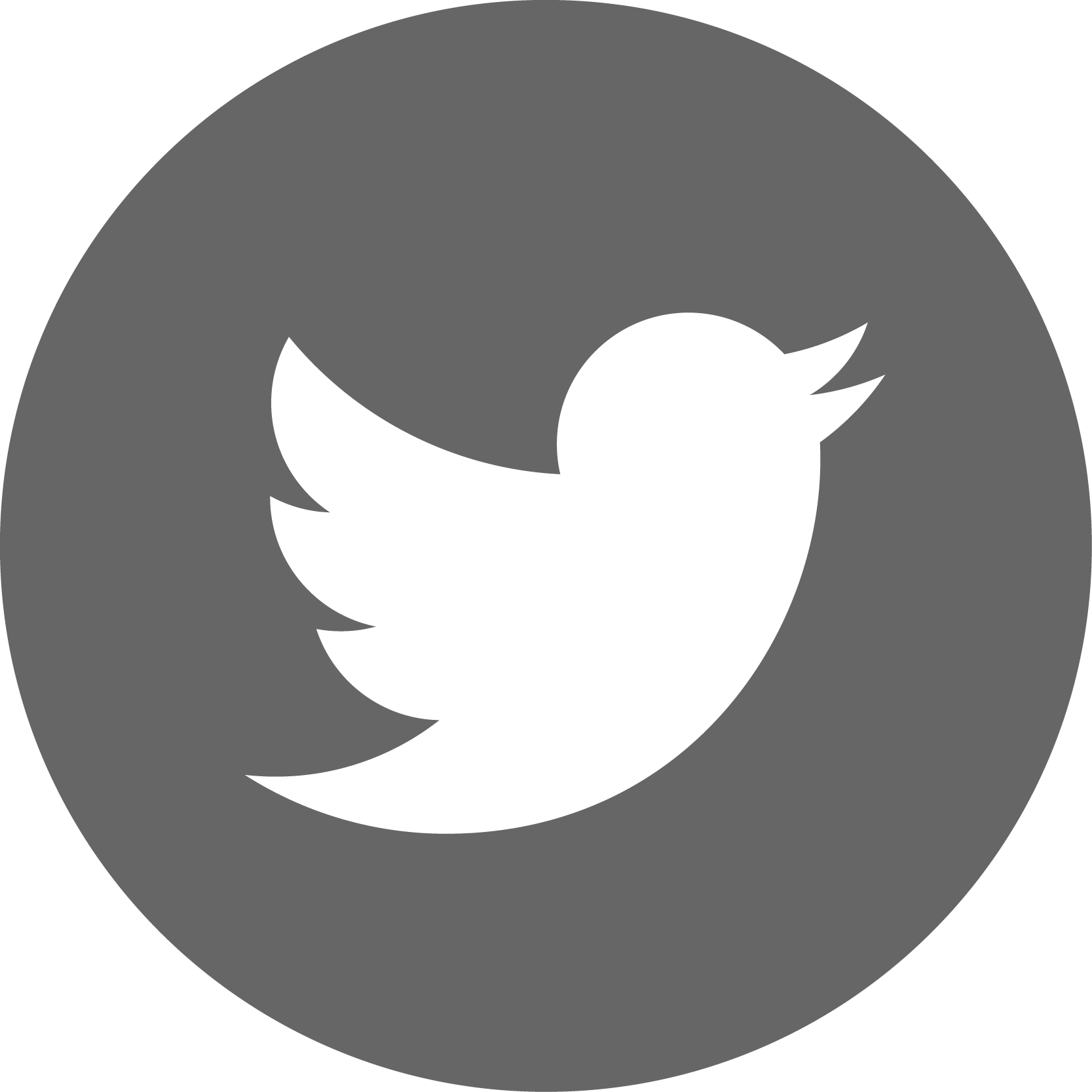 png twitter icon cirlce grey Grey