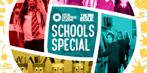 School pupils to help sell special edition of The Big Issue
