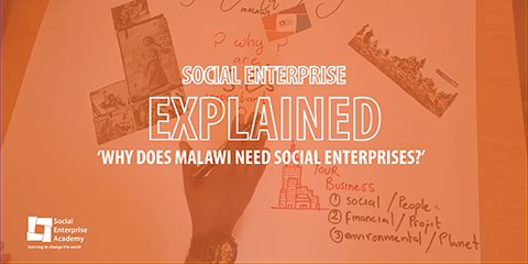 Social Enterprise Explained: Episode 1