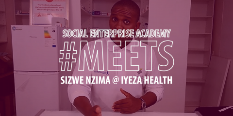 Social Enterprise Academy Meets: Iyeza Express